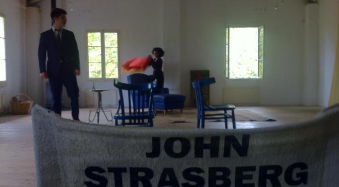 II INTERNATIONAL RESIDENTIAL WORKSHOP DIRECTED BY JOHN STRASBERG