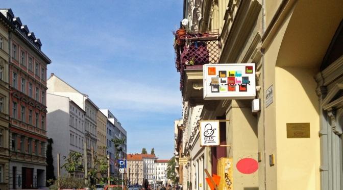 BERLIN ART EXCHANGE :OPEN CALL TO EMERGING ARTISTS-BERLIN.