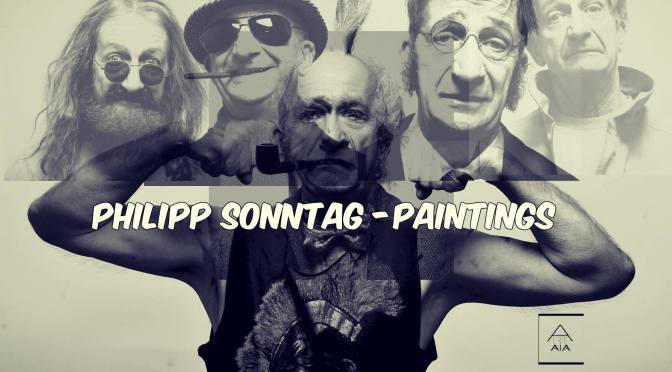 Philipp Sonntag – Paintings-June 3rd-Berlin