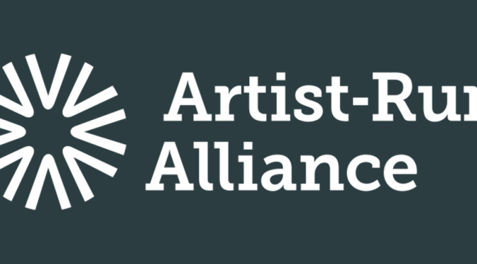 Artist-run Alliance features Art Aia Initiatives