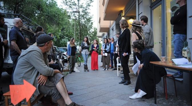 BERLIN ART EXCHANGE 2017 – I-A-M. Friuli.